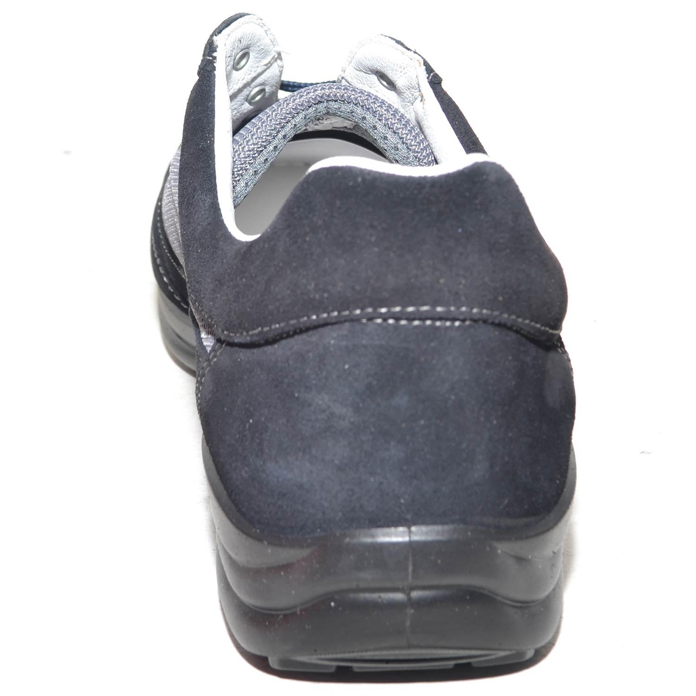 Light Step Ed E: Sneakers Scarpe Blu Uomo Light Step GRISPORT 8123nVV315