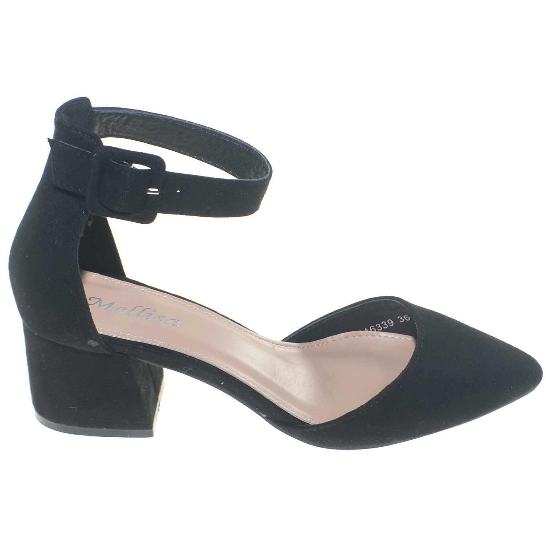 Ideal Shoes , Sandali donna, bianco (bianco), 36 EU