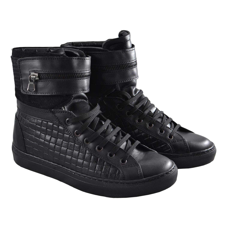 Venta Manchester Gran Venta Para La Venta Barata En Línea Sneaker Alta Nera Elegir Un Mejor Descuento Precio Increíble Para La Venta Sitios Web hMfBu