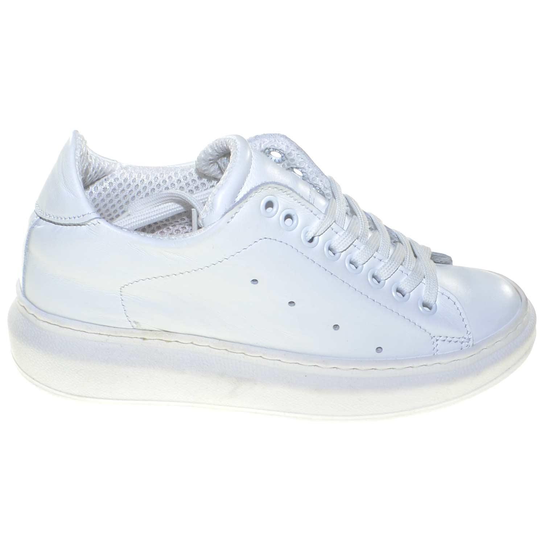 scarpe donna sneakers sportive ginnastica casual libero 36 37 38 39 40 41 OK- 8QeQmxCr