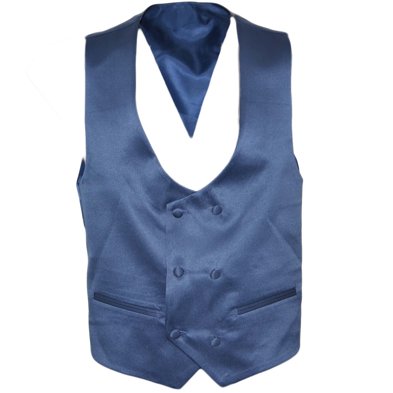 Giacca Blazer Uomo Slim Fit Elegante Blu Cobalto Sartoriale