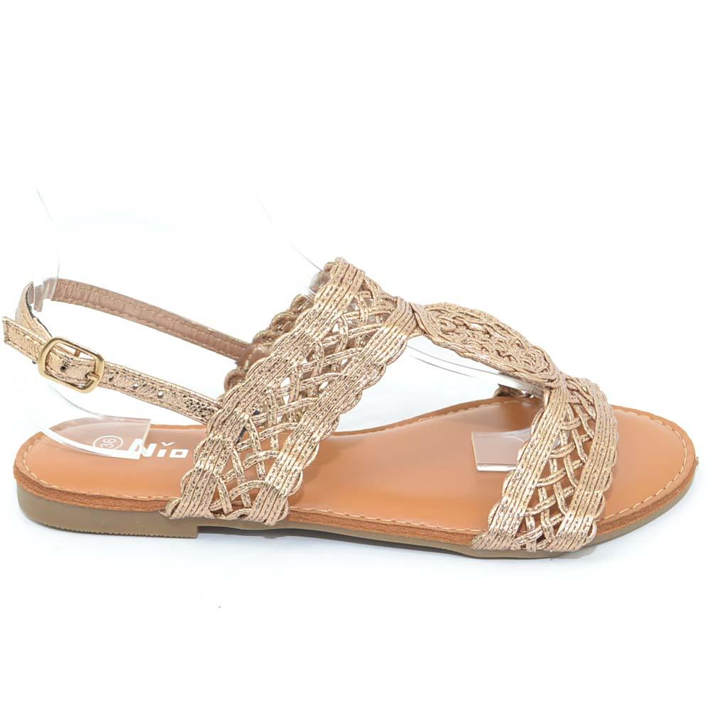 Scarpe Sandali Gioiello Donna Taglia36 Shoes Vendita