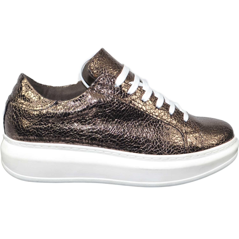 44c363949c298 sneakers scarpe donna sportivo ginnico vera pelle made in italy bronzo  bottolato moda glamour. Passa il mouse sopra per eseguire zoom