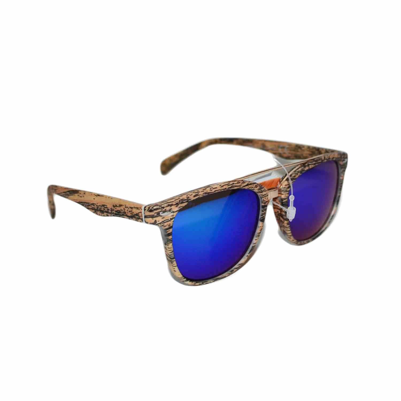 Occhiali da sole a specchio blu - Occhiali ray ban aviator specchio ...