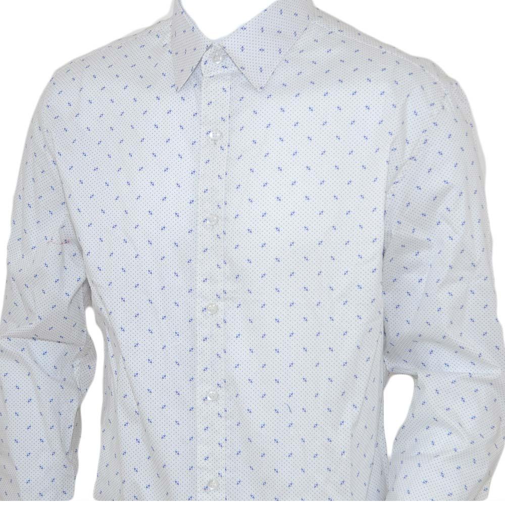 Ancore Camicia Camicia Camicia Uomo Ancore Con Con Con Ancore Uomo Camicia Uomo Ancore Con 8OwnP0k