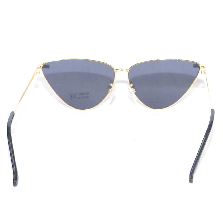 743f5c139d5 Sunglasses occhiali da sole donna grandi modello ferragni anni 30 ...