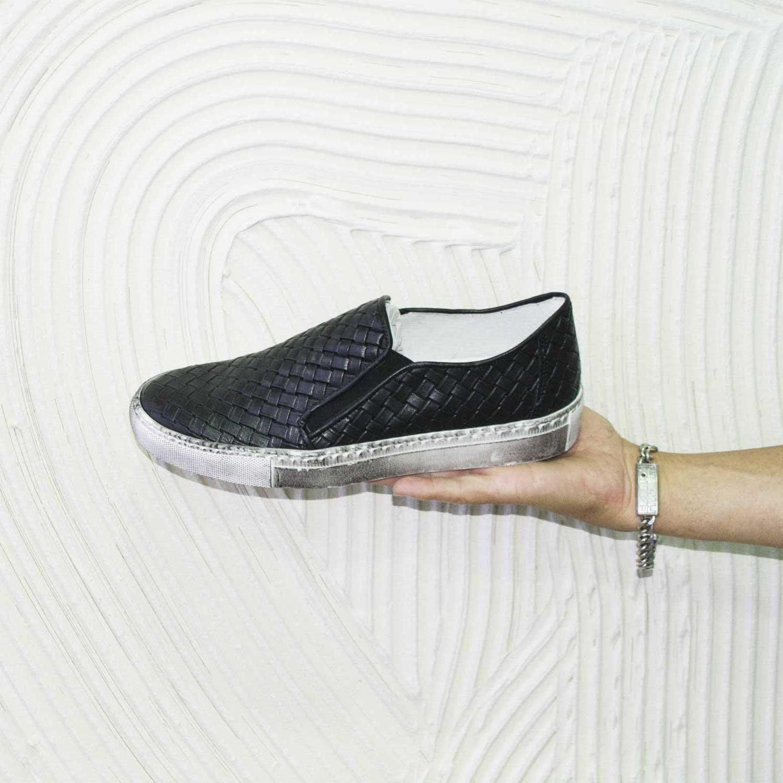 scarpe uomo slip on