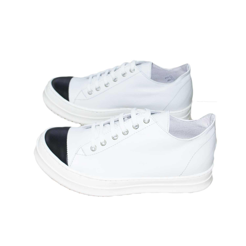 Made in Italia Sneaker In Bianco 2018 Precio Barato Paypal Con El Precio Barato TO9euG