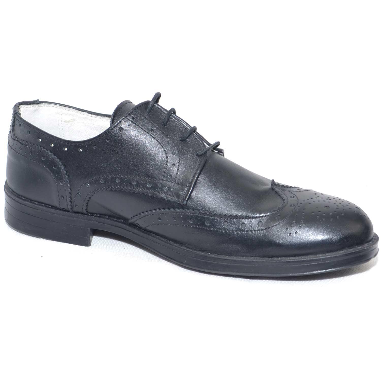 scarpe uomo stringate crust nero vera pelle moda classico sportivo fondo antiscivolo ultraleggero primavera estate uomo stringate made in italy |