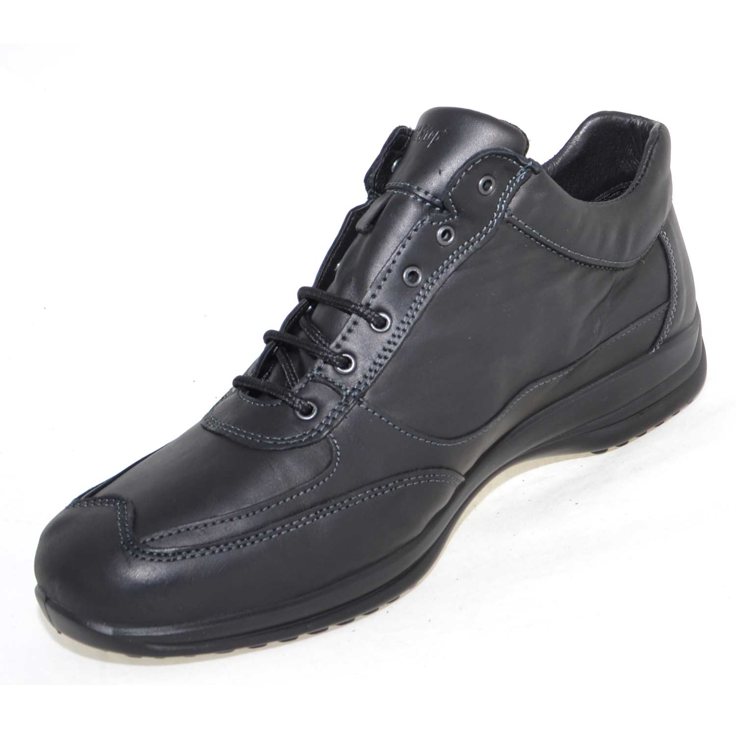 best sneakers 1f18f 9c815 Sneakers Sportive Scarpe nere Uomo Light Step GRISPORT Made in Italy Man  Shoes comfort tessuto leggero e comode uomo comfort grisport | MaluShoes