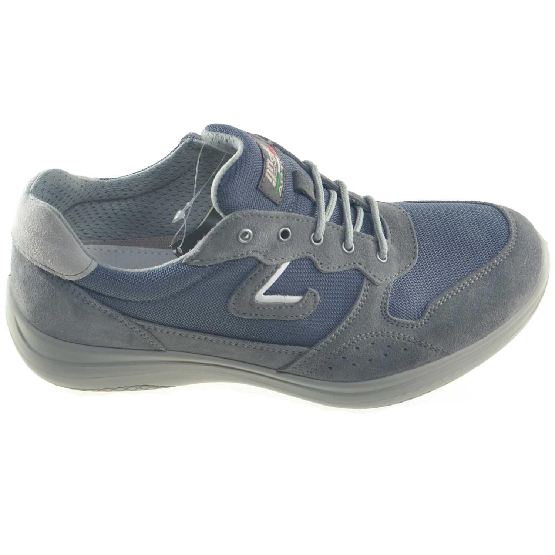 Scarpe uomo man light step grisport grigio 40056nv7 calz ash vesuvio ... 8ca2660ce7e