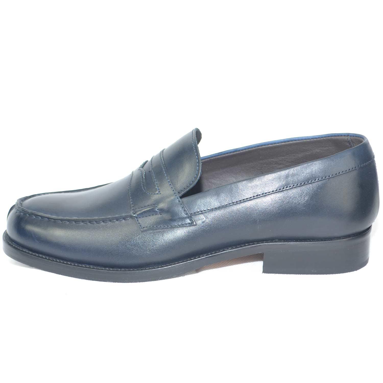 Vendita Cappotti Uomo Colore: Petrolio online   Malu Shoes