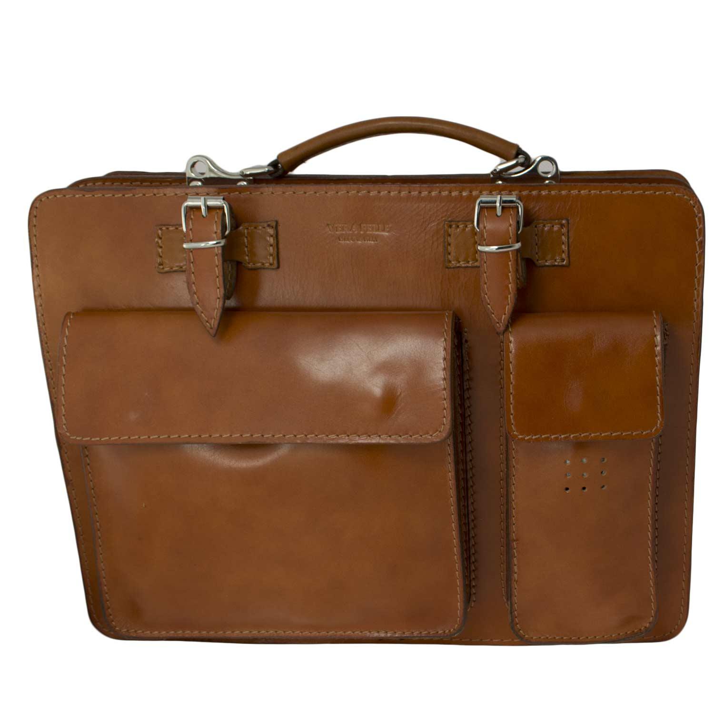 Borsa di vera pelle certifiata made in italy da uomo a tracolla messenger  scuola ufficio lavoro fc321f2d0c3
